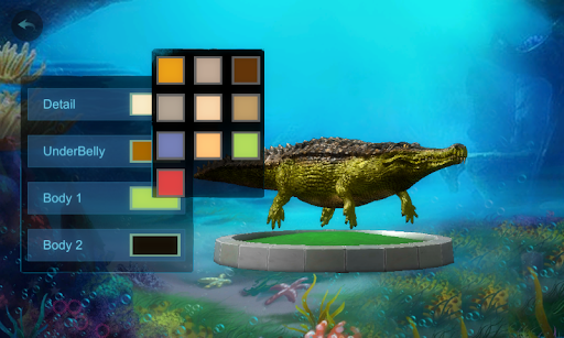 Sarcosuchus Simulator screenshots 2