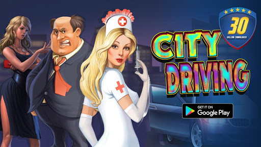 City Driving 3D 3.1.4 Screenshots 13