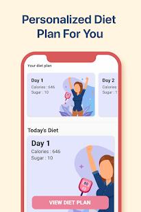 Diabetic Recipes app