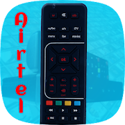 Remote Control For Airtel Set top box(Unofficial)