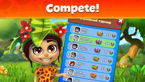 Gemmy Lands: Gems and New Match 3 Jewels Games apkslow screenshots 10