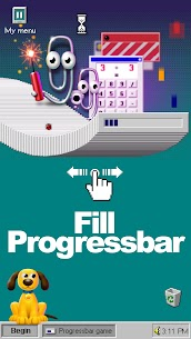 Progressbar95 – easy, nostalgic hyper-casual game – MOD for Android (Unlocked) 2