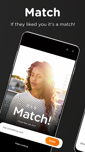 BLK - Meet Black singles nearby! apktram screenshots 3