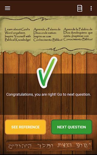 Biblical Quiz 2.01.300 screenshots 3