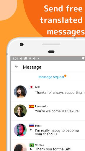 Airtripp:Free Foreign Chat apktram screenshots 4