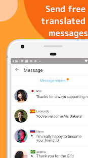 Airtripp:Free Foreign Chat 9.1.6 Screenshots 4