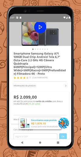 Mais Barato por Fiaspo android2mod screenshots 2