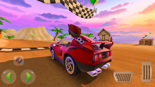 Sky Buggy Kart Racing 2020 : Special Edition 0.6 screenshots 3