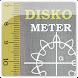 Diskometer - camera measure - Androidアプリ