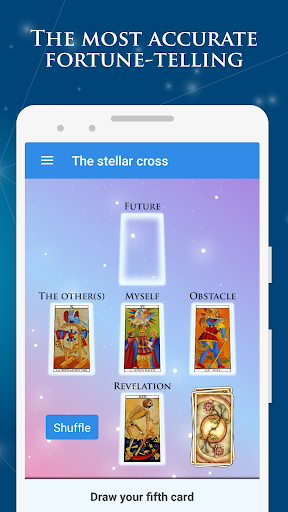 Tarot of Love, Money & Career - Free Cards Reading android2mod screenshots 4
