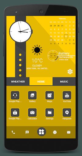 Home Launcher 2021 - App lock, Hide App  Screenshots 3