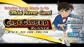 Case Closed Runner: Race to the Truth