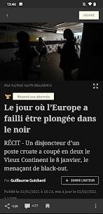 Le Figaro.fr: Actu en direct v5.1.27 MOD APK 3