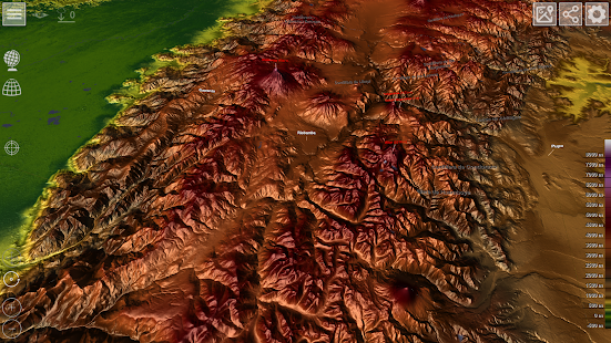 GlobeViewer 0.9.3 Screenshots 5