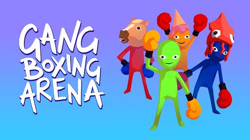 Gang Boxing Arena: Stickman 3D Fight apkslow screenshots 12