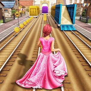 Royal Princess Subway Run : Endless Runner Game