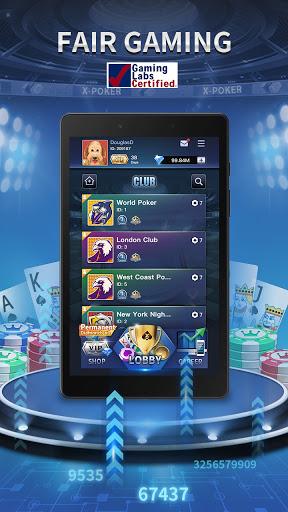 X-Poker - Online Home Game 1.3.0 Screenshots 12