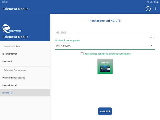 E-paiement espace client Apkfinish screenshots 8