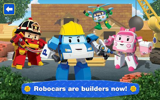 Robocar Poli: Builder! Games for Boys and Girls!  screenshots 10