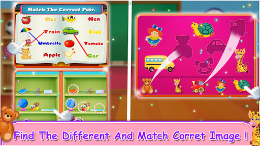 My School Teacher Classroom Fun apkpoly screenshots 8