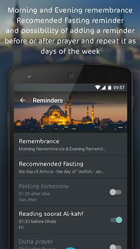 Athanotify - prayer times  screenshots 2