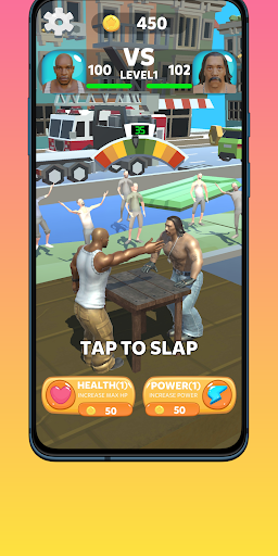Slapmania The Slap King - Slap Game  screenshots 5
