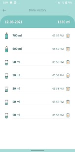 Simple Water Tracker Apk app for Android 3