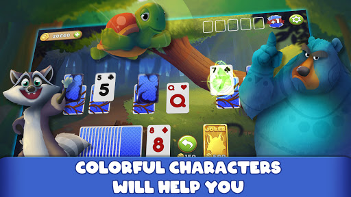 Rescue Forest Solitaire Adventure hack tool