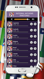 National Anthems Ringtones  For Pc – Free Download In Windows 7/8/10 & Mac 1