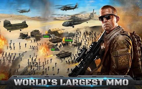 Mobile Strike MOD APK (Unlimited Money) 5