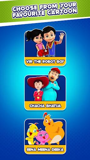 Vir the Robot Boy & Eena Meena Deeka Fan Game 2.4 screenshots 2