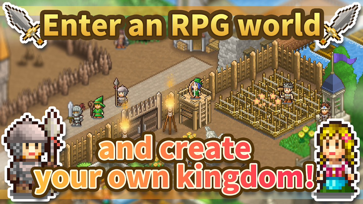 Kingdom Adventurers MOD APK 2.1.7 1