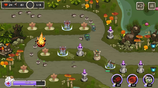 Tower Defense King 4