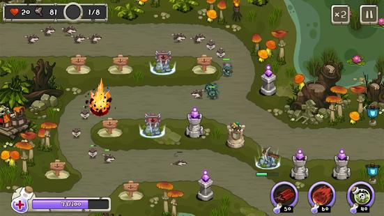 Tower Defense King 1.4.8 Screenshots 4