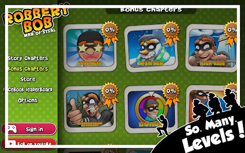 Image For Robbery Bob - Sneaky Adventures Versi 1.19.0 5