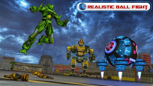 Ball Robot Transform Bike War : Robot Games 2.0 screenshots 2
