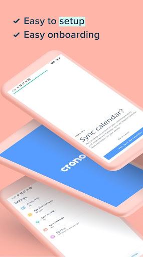 Crono: A Personal Notification Center Companion android2mod screenshots 5