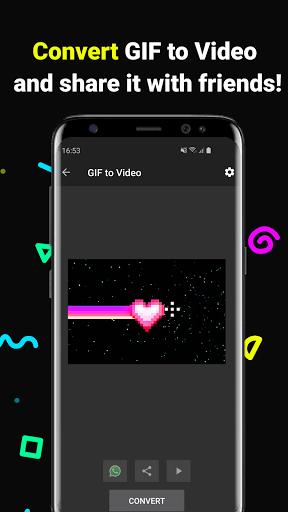 GIF to Video. Search GIFs! apktram screenshots 3