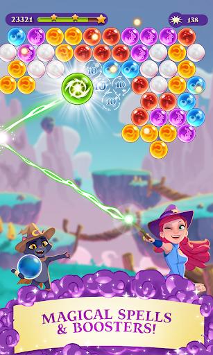 Bubble Witch 3 Saga  screenshots 2