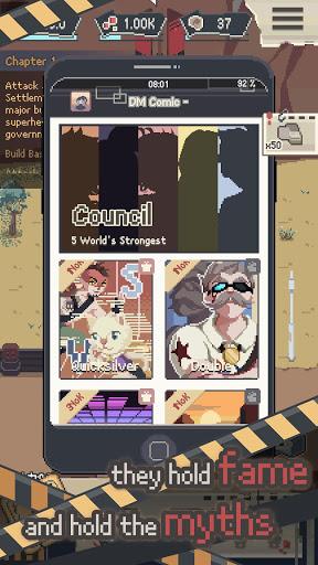 Dont Party: Pixel Z 1.0.89 screenshots 2
