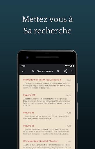 Aelf - Bible et lectures du jour 2.7.5 Screenshots 5