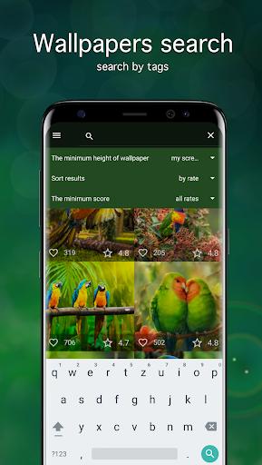 Parrot Wallpapers 4K 5.2.0 screenshots 2