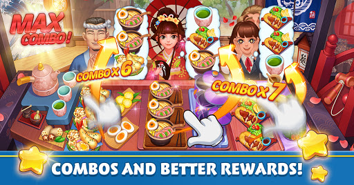 Cooking Voyage - Crazy Chef's Restaurant Dash Game 1.5.5+7919c1f screenshots 23