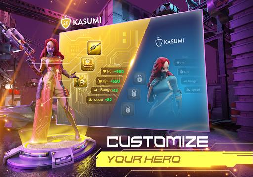 Dystopia: Contest of Heroes  screenshots 11