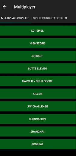 Darts Scoreboard: My Dart Training apktram screenshots 5