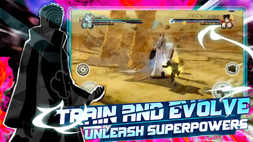 Last Storm: Ninja Heroes Impact  screenshots 3