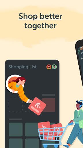 Bring! Grocery Shopping List 4.2.5 Screenshots 1