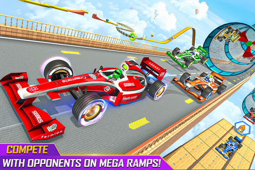 Formula Car Stunt Games: Mega Ramp Car Games 3d 1.6 screenshots 6