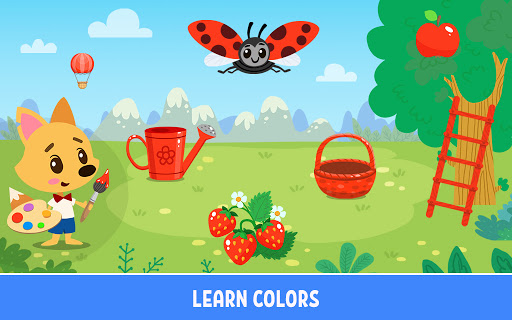 Preschool learning games for toddlers & kids 3.2.7 screenshots 2