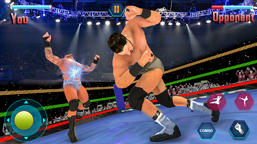 Real Wrestling Tag Champions: Wrestling Games 1.0.5 screenshots 5